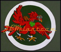 65th Fighter Squadron 57th Group 12th And 9th Army Air Forces The Was First To Enter Combat In World War II